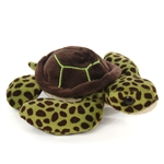 Small Plush Sea Turtle Lil' Cuddlekins by Wild Republic