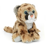 Stuffed Cougar Cub Mini Cuddlekin by Wild Republic