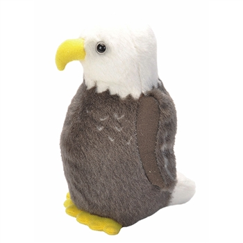 Plush Bald Eagle Audubon Bird with Sound by Wild Republic