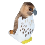 Plush Red-tailed Hawk Audubon Bird with Sound by Wild Republic