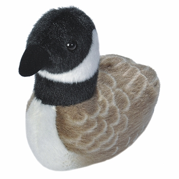 Plush Canadian Goose Audubon Bird with Sound by Wild Republic