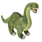 Dinosauria Realistic Diplodocus Stuffed Animal by Wild Republic