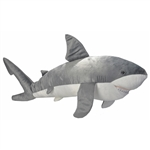 Jumbo Plush Shark 35 Inch Cuddlekin by Wild Republic