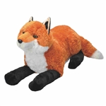 Cuddlekins Jumbo Fox Stuffed Animal by Wild Republic