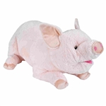 Cuddlekins Jumbo Pig Stuffed Animal by Wild Republic