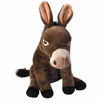 Cuddlekins Mule Stuffed Animal by Wild Republic