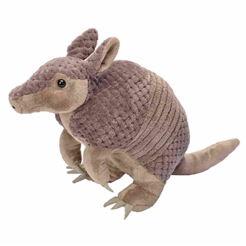 Cuddlekins Armadillo Stuffed Animal by Wild Republic