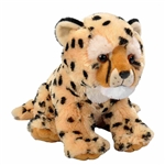 Cuddlekins Cheetah Cub Stuffed Animal by Wild Republic
