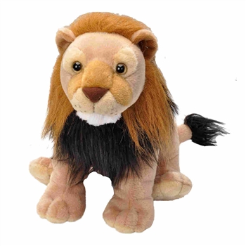 Cuddlekins Lion Stuffed Animal by Wild Republic