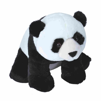 Cuddlekins Panda Stuffed Animal by Wild Republic
