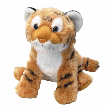 Cuddlekins Tiger Cub Stuffed Animal by Wild Republic