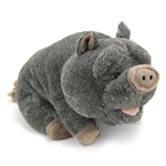 Cuddlekins Potbelly Pig Stuffed Animal by Wild Republic