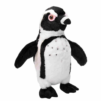 Cuddlekins Black-footed Penguin Stuffed Animal by Wild Republic