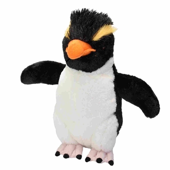 Cuddlekins Rockhopper Penguin Stuffed Animal by Wild Republic