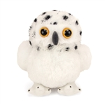 Hug Ems Small Snowy Owl Stuffed Animal by Wild Republic