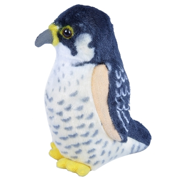 Plush Peregrine Falcon Audubon Bird with Sound by Wild Republic