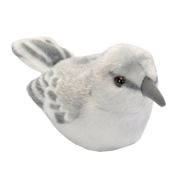 Plush Northern Mockingbird Audubon Bird with Sound by Wild Republic