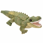 Stuffed Alligator Mini Cuddlekins by Wild Republic