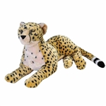 Cuddlekins Jumbo Cheetah Stuffed Animal by Wild Republic
