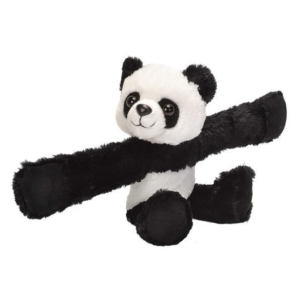 Huggers Panda Stuffed Animal Slap Bracelet By Wild Republic