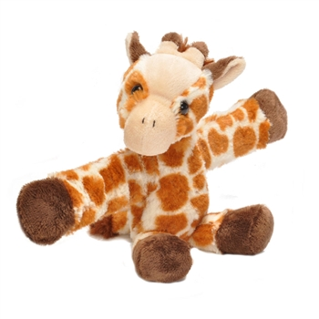 Huggers Giraffe Stuffed Animal Slap Bracelet by Wild Republic