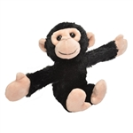 Huggers Chimp Stuffed Animal Slap Bracelet by Wild Republic