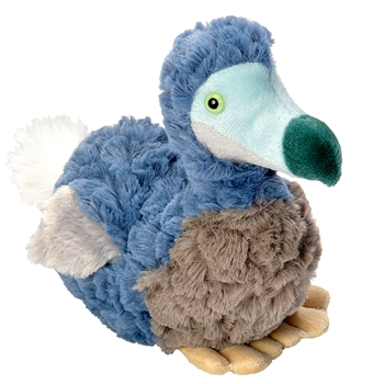 Stuffed Dodo Bird Mini Cuddlekin by Wild Republic