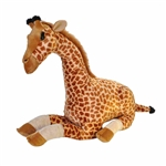 Cuddlekins Jumbo Giraffe Stuffed Animal by Wild Republic