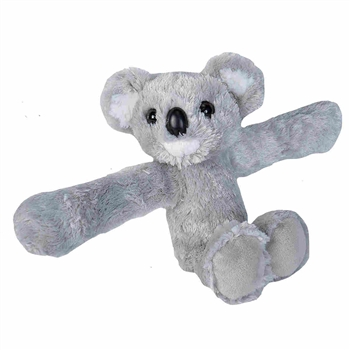 Huggers Koala Stuffed Animal Slap Bracelet by Wild Republic