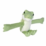 Huggers Crocodile Stuffed Animal Slap Bracelet by Wild Republic