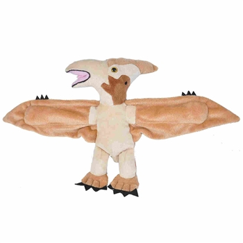 Huggers Pteranodon Stuffed Animal Slap Bracelet by Wild Republic