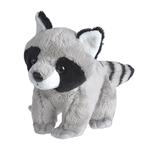 Small Plush Raccoon Lil' Cuddlekins by Wild Republic