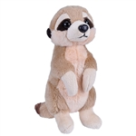 Small Plush Meerkat Lil' Cuddlekins by Wild Republic