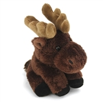 Small Plush Moose Lil Cuddlekins by Wild Republic