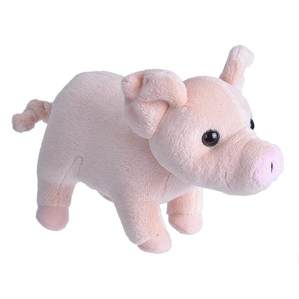 Small Plush Pig Lil Cuddlekins By Wild Republic Stuffed Safari