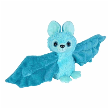 Huggers Blue Bat Stuffed Animal Slap Bracelet by Wild Republic