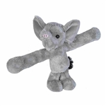 Huggers Elephant Stuffed Animal Slap Bracelet by Wild Republic