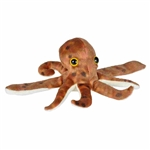 Huggers Octopus Stuffed Animal Slap Bracelet by Wild Republic