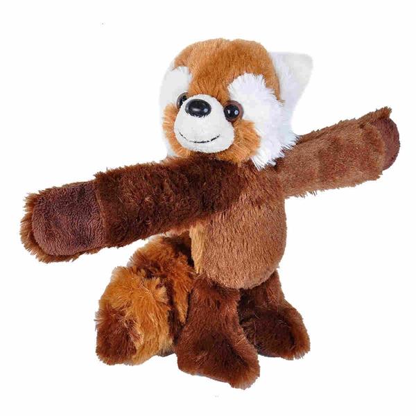Red Panda Stuffed Animal Slap Bracelet Wild Republic Huggers