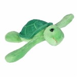 Huggers Sea Turtle Stuffed Animal Slap Bracelet by Wild Republic