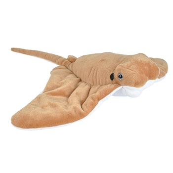 Cuddlekins Cownose Ray Stuffed Animal by Wild Republic