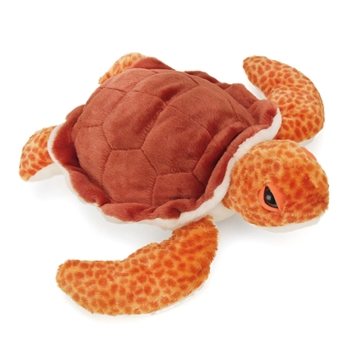 Cuddlekins Loggerhead Sea Turtle Stuffed Animal by Wild Republic