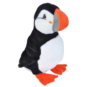 Cuddlekins Puffin Stuffed Animal by Wild Republic