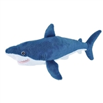 Stuffed Mako Shark Mini Cuddlekins by Wild Republic