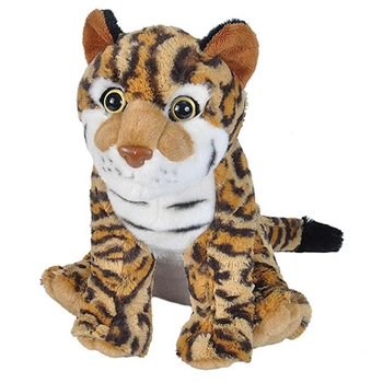 Cuddlekins Ocelot Stuffed Animal by Wild Republic