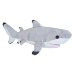 Small Stuffed Blacktip Shark Sea Critters Plush by Wild Republic
