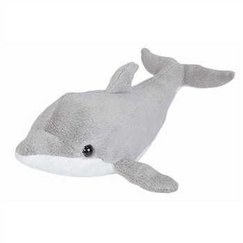 Small Stuffed Dolphin Sea Critters Plush by Wild Republic
