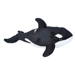 Small Stuffed Orca Sea Critters Plush by Wild Republic