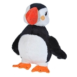 Small Stuffed Atlantic Puffin Sea Critters Plush by Wild Republic