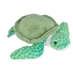 Small Stuffed Sea Turtle Sea Critters Plush by Wild Republic